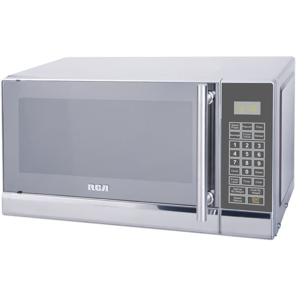 Rca Rmw741 .7 Cubic-Ft Stainless Steel Microwave