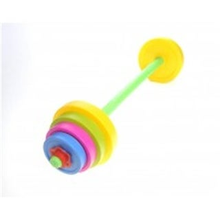AZ Trading PS942 Adjustable Barbell Toy