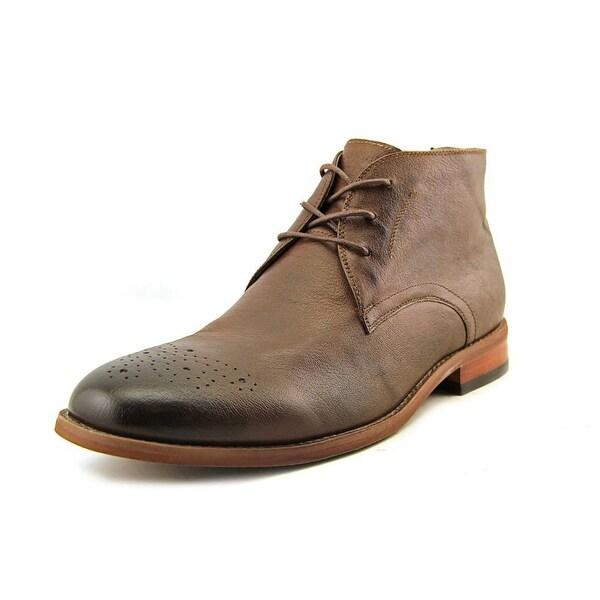 Florsheim Rockit Chukka Men Round Toe Leather Chukka Boot