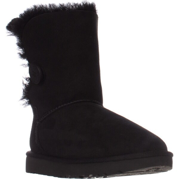UGG Australia Bailey Button Boots, Black