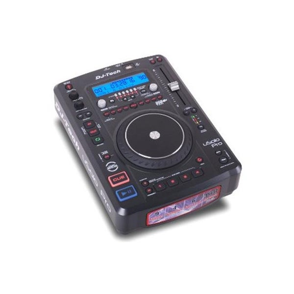 FIRST AUDIO MANUFACTURING USOLOPRO Digital DJ Turntable