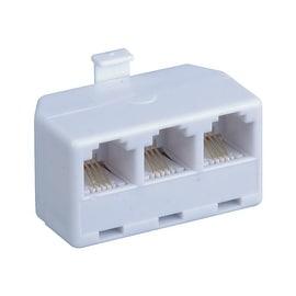RCA 2-Line Triplex Adapter