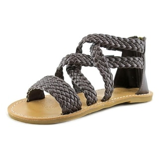 Kenneth Cole Reaction Lacey Goddess Open Toe Synthetic Gladiator Sandal