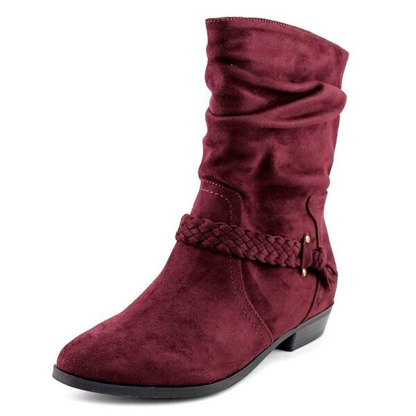 Indigo Rd. Jalena Women Dark Red Boots