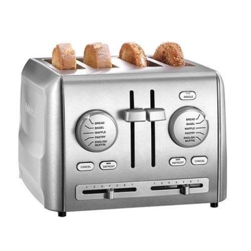 Cuisinart 4-Slice Custom Select Toaster 4-Slice Custom Select Toaster
