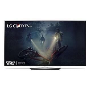 "LG OLED55B7A 55"" 4K Ultra HDR Smart OLED TV (2017 Model) WiFi & Apps Refurbished"