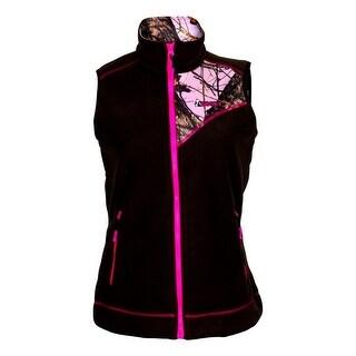 Rocky Western Vest Womens Quality Full Zip Warm Fleece