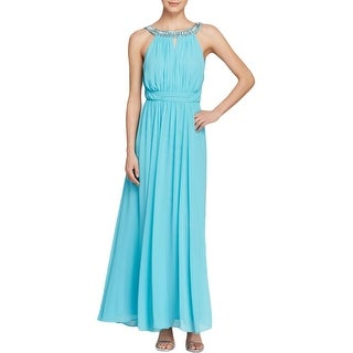 Laundry by Shelli Segal Womens Evening Dress Embellished Prom