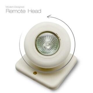 eTopLighting Emergency Spot Light Indoor Safety Remote Round Head Light Lighting