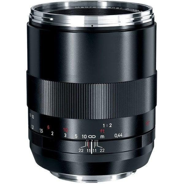 ZEISS Makro-Planar T* 100mm f/2 ZE Lens for Canon EF Mount EOS DSLR Cameras - Black