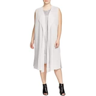 Eileen Fisher Womens Plus Sweater Vest Linen Blend Open Front https://ak1.ostkcdn.com/images/products/is/images/direct/3d7b7ce288eafc5eb991dfeb4543cdc9e1ee6b15/Eileen-Fisher-Womens-Plus-Sweater-Vest-Linen-Blend-Open-Front.jpg?impolicy=medium