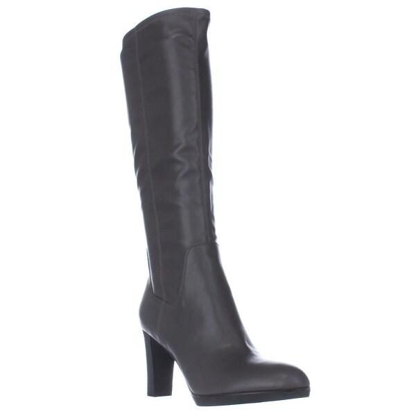 Franco Sarto Ilana Knee High Boots, Grey