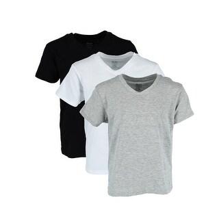B.U.M. Boy's Cotton Tee Shirts (3 Pack)