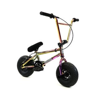 BMX Mini by Fatboy Mini BMX PRO Model 3pc Crank, Freestyle BMX - Warhead