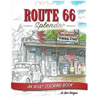 Route 66 Splendor - Joann Kargus