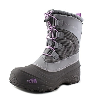The North Face Alpenglow  IV Girl Q-Silver Grey/Lupine Boots