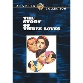 Story Of Three Loves DVD Movie 1953
