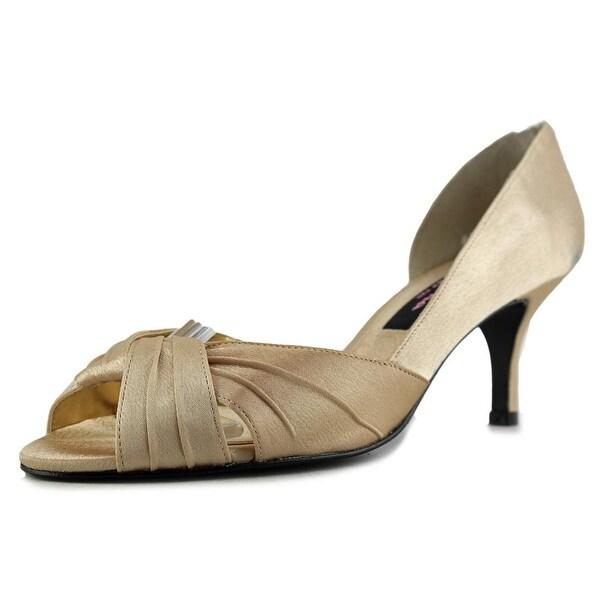 Nina Culver Open Toe Canvas Sandals