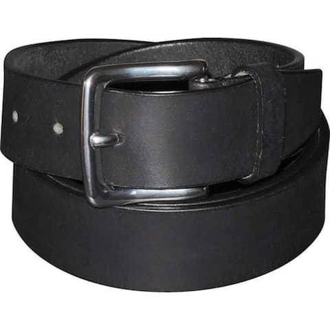 Buxton Men's Tahoe Casual Belt Black