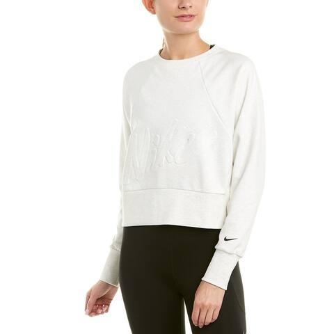 Nike Dry Get Fit Luxe Embossed Sweatshirt