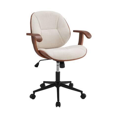Corvus Selma 34-37 inch Ergonomic Adjustable Computer Office Chair