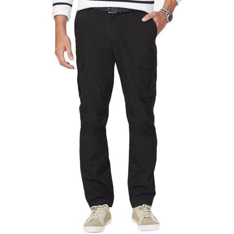 Nautica Mens Cargo Pants Slim Fit Cotton