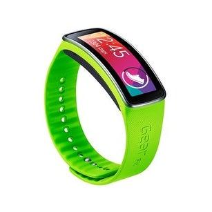 OEM Samsung Smart Gear Fit Band (Light Green)