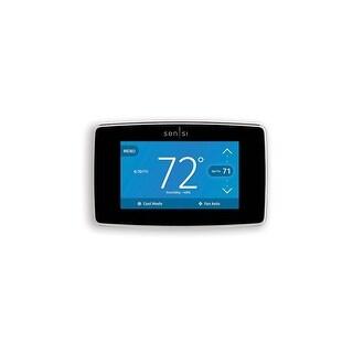 White-Rodgers 1F95U-42WF  Sensi Touch Wi-Fi Thermostat - Black