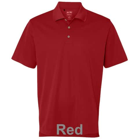 adidas - Golf ClimaLite® Basic Performance Pique Polo