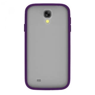 Body Glove MySuit Case for Samsung Galaxy S4 (Grape / Clear)