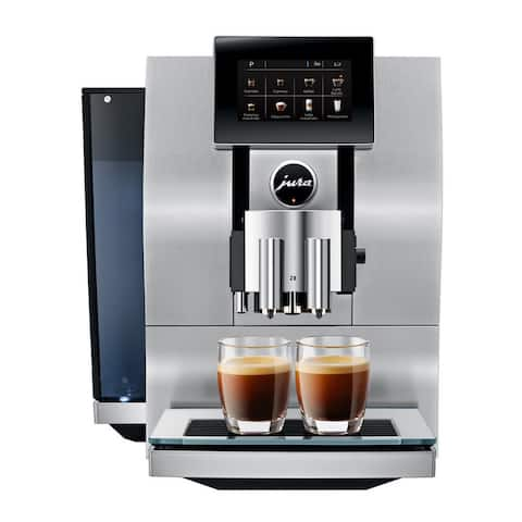 Jura Z8 Automatic One-Touch P.E.P. Coffee Machine with Touch Display