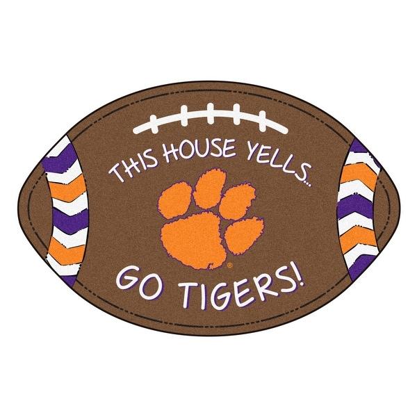 Shop Clemson University Football Southern Style Rug