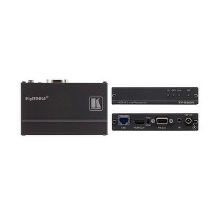 Kramer Electronics - Hdmi, Bidirectional Rs 232 Ir Over Hdbaset Twisted Pair Receiver