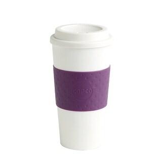 Copco Acadia Travel Mug, 16-Ounce, Plum