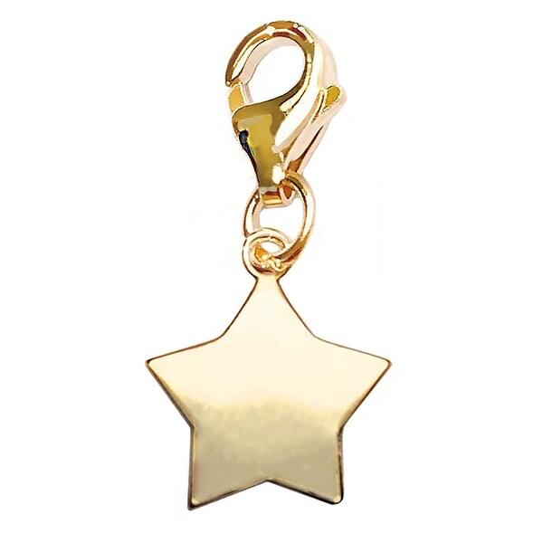 Julieta Jewelry Star Clip-On Charm