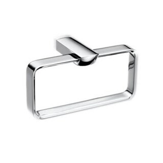 Toto YR960C Soiree Towel Ring, Polished Chrome
