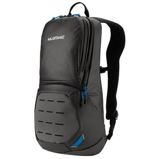 Mustang bluewater 15 liter hydration pack gray