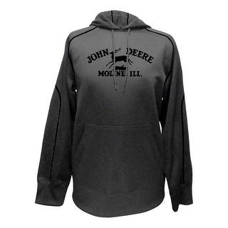 John Deere Western Sweatshirt Mens Vintage Crew Hoodie 13401748