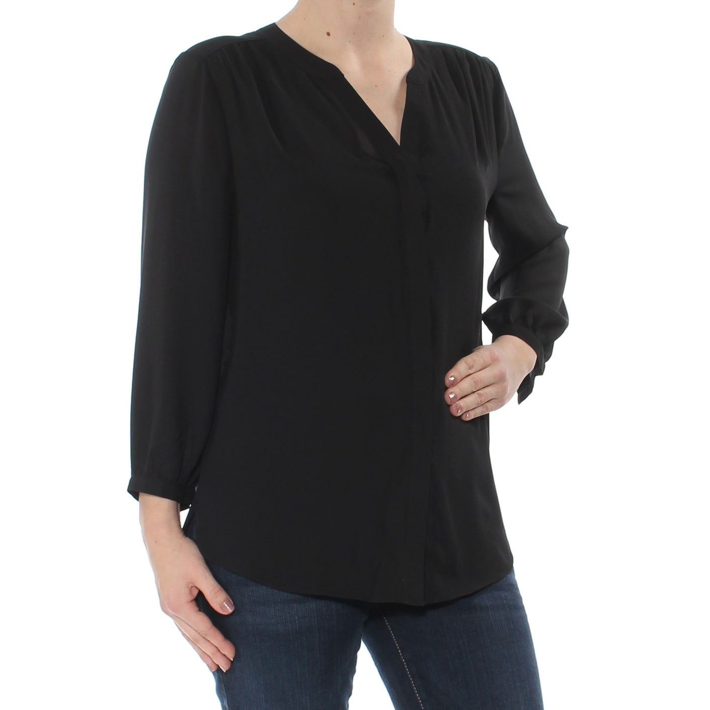 845034913 Anne Klein Tops | Find Great Women's Clothing Deals Shopping at Overstock