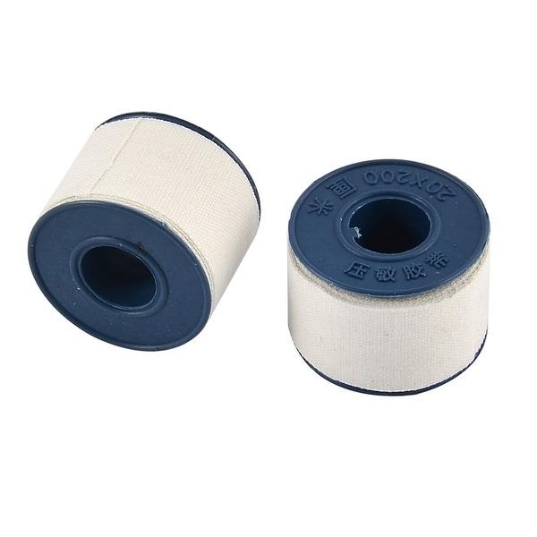 Family First Aid Pressure Sensitive Self-Adhesive Masking Tape Bandage 2 Pcs