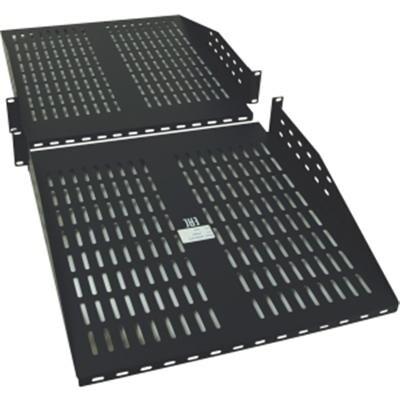 Tripp Lite Rack Cantilever Fixed Shelf 2-Post 4-Post Compatible 2Urm Components Srshelf2px2