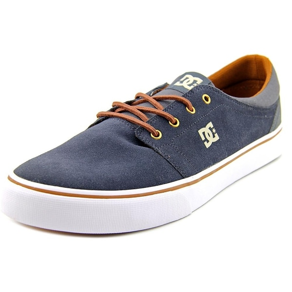 DC Shoes Trase SD Men Round Toe Suede Skate Shoe