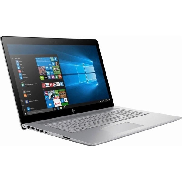 "HP Envy 17m 8th Gen Core i7-8550U 16GB 17.3"" FHD Touch LED GeForce MX150 Laptop (Refurbished)"