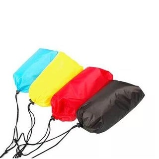 Resistance Training Parachute Running Speed Execise Bands For Strength Red