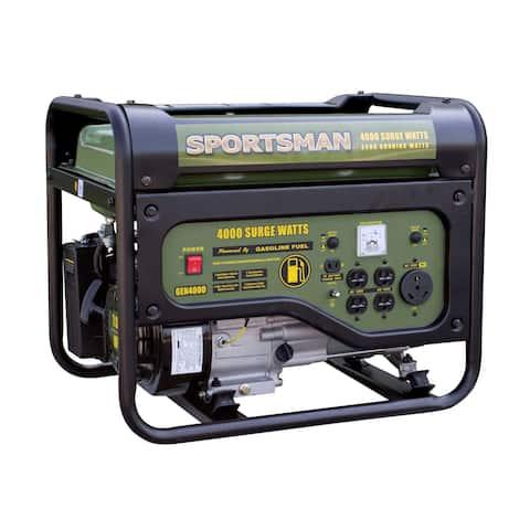 Offex Gasoline 4000 Watt Portable Generator