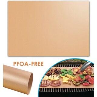 Copper BBQ Grilling Mat
