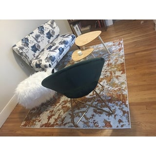 CosmoLiving Autumn rug