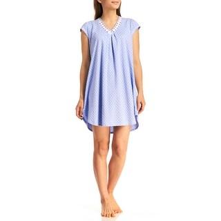 Karen Neuburger Plus-Size Women's Pullover Nightshirt