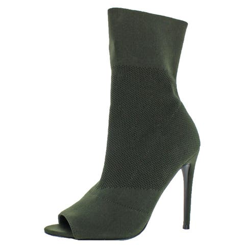 debbd42e6 Buy Black Steve Madden Women's Boots Online at Overstock   Our Best ...