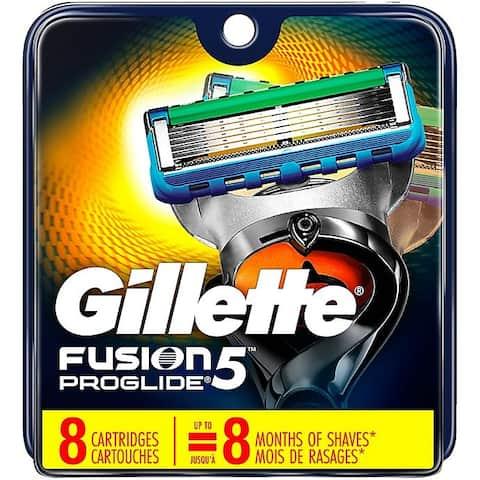 Gillette Fusion5 ProGlide Men's Razor Blade Refills
